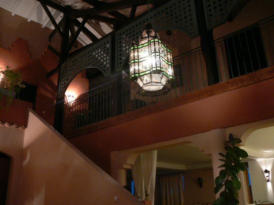 L'étage du Domaine Tambourin