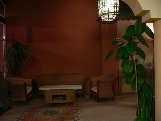 le salon du patio Intérieur