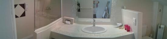 violine la salle de bain
