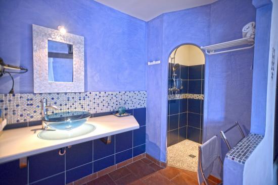 Chambre bleu SB